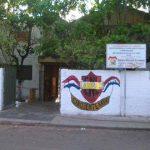 Colegio Nacional de Lambaré - entrada
